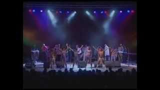 Concert de JB Mpiana et son groupe à Luanda