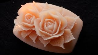 Soap Carving | Art in Soap | 100 Aromas