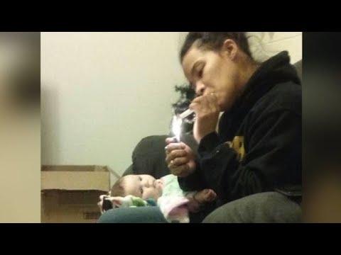 Xxx Mp4 Mom Accused Of Smoking Meth Next To Baby 3gp Sex