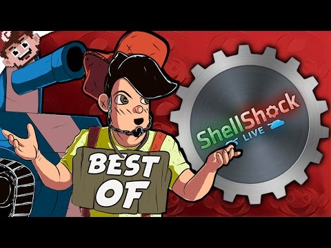 The BEST of CHILLEDCHAOS Shellshock Live Funny Moments Trick Shots Fails and More