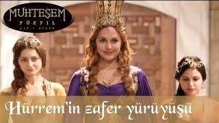 Hürrem'in zafer yürüyüşü - Muhteşem Yüzyıl 44.Bölüm
