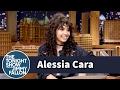 Download Lagu Alessia Cara Predicted She'd Be On The Tonight Show And Snl