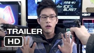 Let Me Out Official Trailer 1 (2013) - Korean Horror Comedy HD