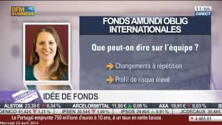 Analyse du fonds Amundi Oblig Internationales par Mara Dobrescu.