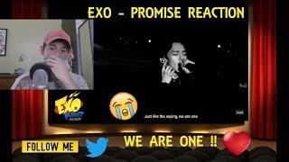 EXO - Promise | 약속 (EXO 2014)  REACTION