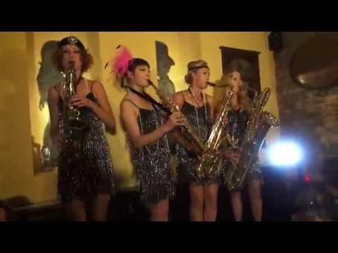 Hot Sax Club 20er Jahre