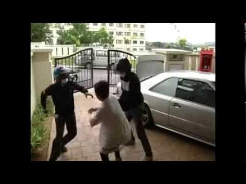 Robbery Crime Compilation Malaysia 2 HQ
