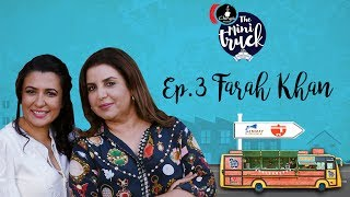 Farah Khan on The Mini Truck | Full Episode 03 | Mini Mathur