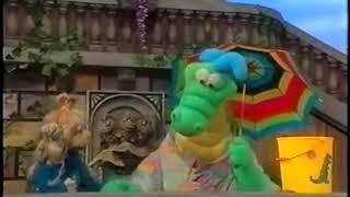 Promo for Eureeka's Castle Nick Jr. (1992)
