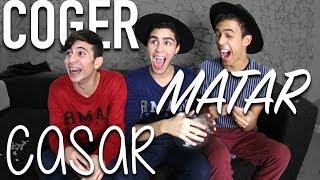 COGER, CASAR O MATAR ft. Ramy Chaaban (Arabezolano)