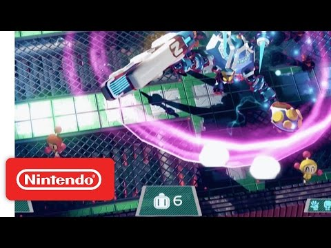 Super Bomberman R - Official Nintendo Switch Trailer