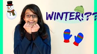 Why I hate WINTERS? | Indian Youtuber | DiviSaysWhat