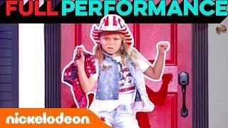"Kenna Performs ""Boomerang"" by JoJo Siwa | LSBS | Nick"