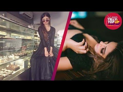 Xxx Mp4 Mouni S Love For Cakes Jennifer S Hot Look Divyanka S Dance Masti On The Sets Of Nach Baliye 3gp Sex