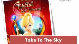 Take To The Sky - Jordan Pruitt from Tinker Bell and The Lost Treasure