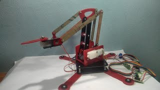 How To Build A Simple  Robotic Arm (Full DIY Tutorial )