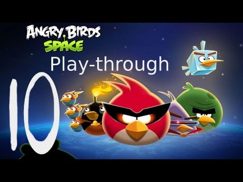Let s Play Angry Birds Space 10 Mars Rover Discovers Hilarious Lifeforms