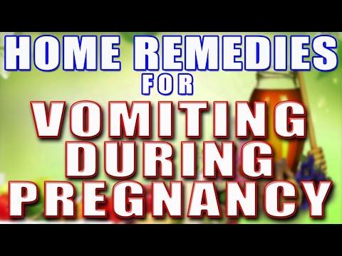 Home Remedies For Vomiting During Pregnancy II गर्भावस्था में उलटी के लिए घरेलु उपाय II