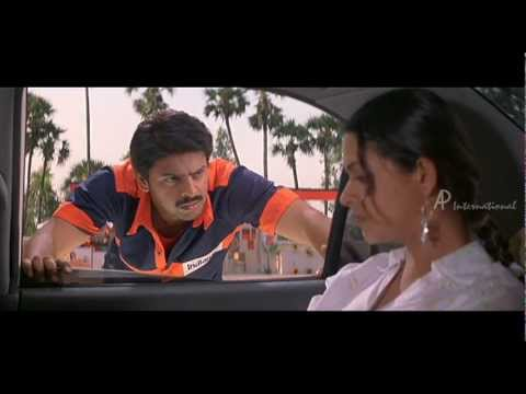 Kizhakku Kadarkarai Salai Tamil Movie Scene | Srikanth warns Bhavana