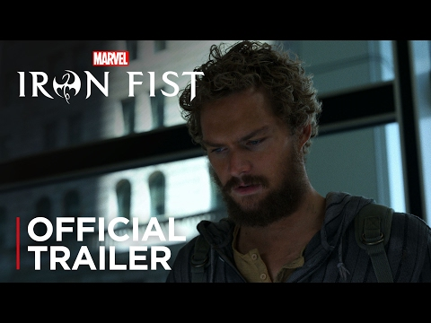 Marvel's Iron Fist | Official Trailer [HD] | Netflix