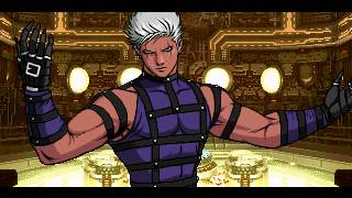 The King Of Fighters 10th anniversary Mugen intro