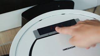 MEDION® Robot stofzuiger MD 18600