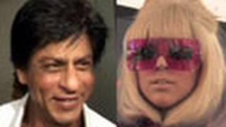 Shahrukh Khan INSPIRED by Lady Gaga