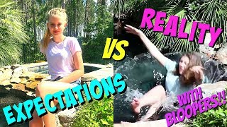 SUMMER EXPECTATIONS VS REALITY || Taylor and Vanessa