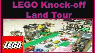 LEGO - K.O. City Tour (My Bootleg Lego City / My Fake Lego Town / Bootleg LEGO Collection 2016)