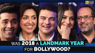 The Producers Adda with Karan Johar, Aanand L Rai, Rhea Kapoor, Siddharth Roy Kapur & Priti Shahani