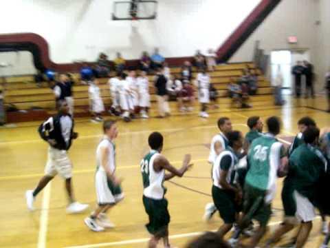 New Dimensions High School JV Basketball 12.MOV