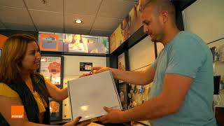 Orange Business Box Fixe : Le gagnant de la tombola