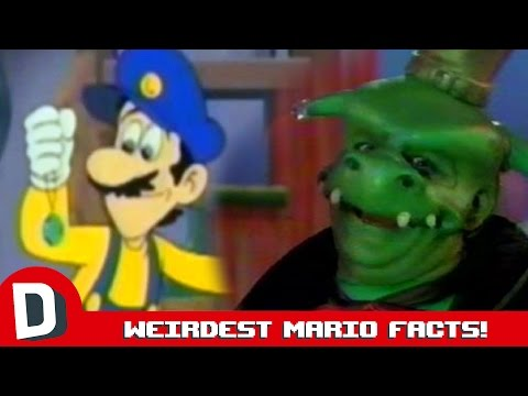 15 Facts about Mario that You