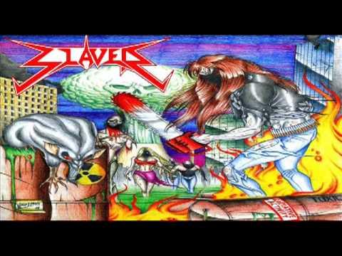Slaver - Nuclear Attack