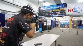3-Gun Nation HK Airsoft Match 2015 [ JOE LAU ]