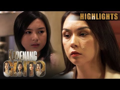 Cassie, nagtaka sa ikinikilos ng kanyang ina | Kadenang Ginto (With Eng Subs)