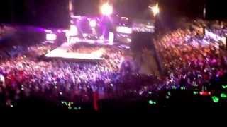 [FANCAM] Missy Elliot Performing @ KCON 2013 MCountdown What's Up LA