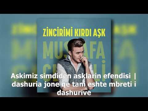 Mustafa Ceceli Maşallah türkçe arnavutça sözleri
