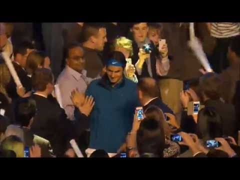 Roger Federer Not only a tennis player HD