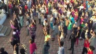 Fun street Rajkot by mission smart city trust