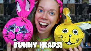 LUSH BUNNY HEAD UNBOXING!