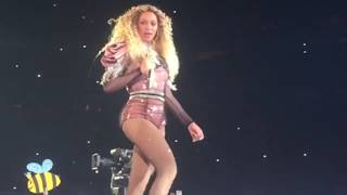 Beyoncé in slow motion! (Live at The Formation World Tour)