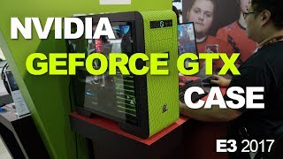 NVIDIA PC Case and Air Conditioned Chairs?? Thermaltake Did It