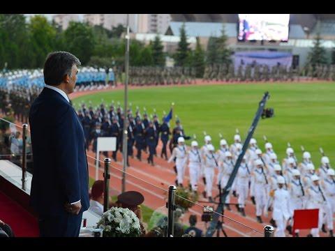 Cumhurbaşkanlığı Muhafız Alay Komutanlığının 94. Kuruluş Yıl Dönümü Kutlama Töreni 18.07.2014