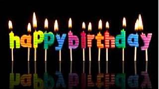 Joyeux anniversaire cousin
