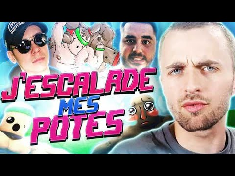 J ESCALADE MES POTES 😝 Mount Your Friends 3D ft. Locklear Doigby