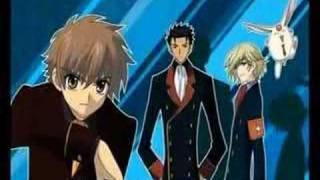 Tsubasa Chronicles-Tema de Apertura(Audio Latino)