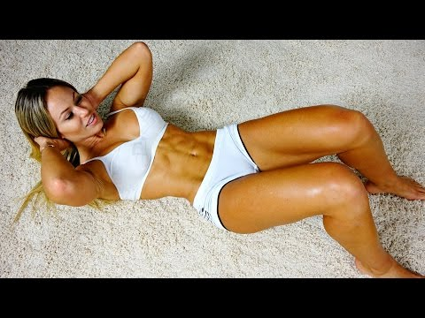 Killer 7 Min Ripped Abs Workout -- For Women and Men