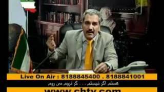 مهران مدیری در نقش شهرام همایون -  shahram homayoon mehran modiri