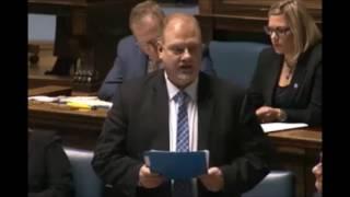 Minister Goertzen recognizes Pharmacist Awareness Month